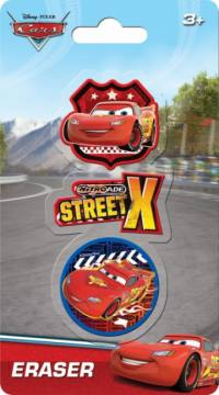 Radirka Disney Cars 5/1 blister 3372
