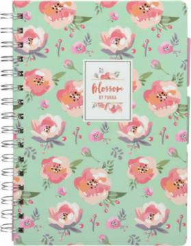Notes trdi A5 Flowers A5 3510