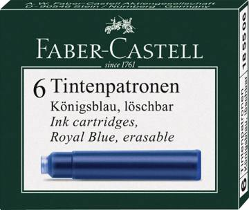 Bombice Faber-Castell modre 6/1 Modra 3548