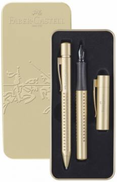 Darilni set Faber-Castell L.Edition Gold 4111
