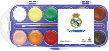 Vodene barvice Real Madrid 12*28MM 4891